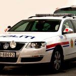 Volkswagen Passat politibil (2009)
