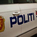 Førersiden av Volvo V70 politibil (2006)