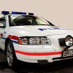 Volvo V70 politibil (2006)